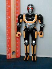 1995 Saban Bandai Masked Rider Super Gold Action Figure Blue Yellow Bug Morph !!