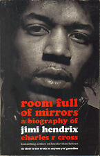 JIMI HENDRIX  Room Full Of Mirrors - Charles R Cross P/B