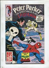 Dutch Spectacular Spider-Man #143 ~ Punisher Appearance Hard To Find ~(4.0)WH