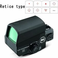 New Style Optic (LCO) Tactical Reflex 1X Red/Green Dot Sight 1 MOA Dot Matte