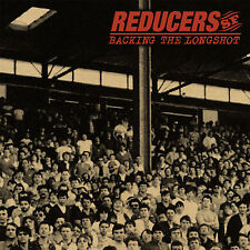 REDUCERS SF Backing The Longshot LP NEW Splatter Vinyl Oi! Punk TKO