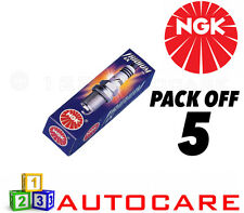 NGK Iridium IX Upgrade Spark Plug set - 5 Pack - Number: BKR8EIX No. 2668 5pk
