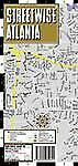 Streetwise Atlanta Map - Laminated City Center Street Map of Atlanta, Georgia -