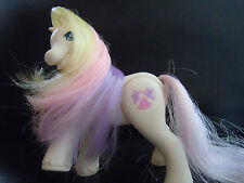 MY LITTLE PONY - G2 RARE DAINTY DOVE - A WEDDING CHAPEL PONY  (1998)