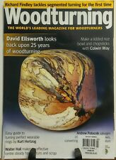 Woodturning July 2016 David Ellsworth 25 Years of Woodturning FREE SHIPPING sb