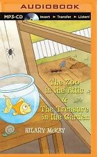 Paradise House: The Zoo in the Attic and the Treasure in the Garden by Hilary...