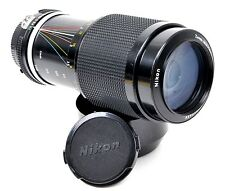 Nikon de zoom Nikkor 80-200mm 1:4 .5