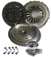DUAL MASS TO SINGLE FLYWHEEL, CLUTCH KIT AND CSC FOR OPEL CORSA D & VAN 1.3 CDTI