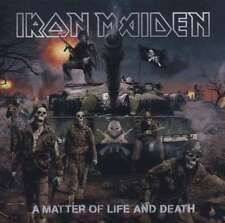 A Matter Of Life And Death - Iron Maiden CD CAPITOL