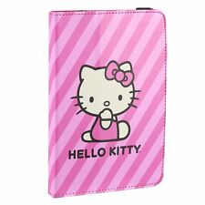"Hello Kitty Universal Portfolio Case for Kindle Fire Samsung Galaxy  7"" Tablets"