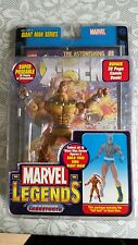 Marvel Legends Dientes de Sable Giant Man Series (raro) 2006