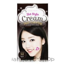 [Etude House] NEW Hot Style Cream Hair Coloring (for grey hair)