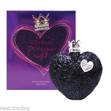 Vera Wang Princess Night by Vera Wang 3.4 oz EDT Perfume for Women NIB Sealed