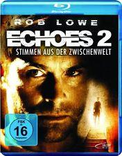 Echoes 2 - Stimmen aus der Zwischenwelt ( Horror-Thriller ) mit Rob Lowe BLU-RAY