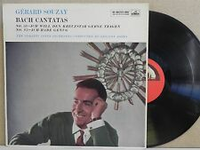 ALP 1670 HMV RED GOLD- Bach Cantatas Nos. 56 & 82 /Gerard Souzay / Jones LP (NM)