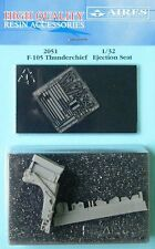 Aires 1/32  F-105 Thunderchief Ejection Seat for Trumpeter kit # 2051