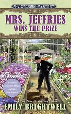 Mrs. Jeffries Wins the Prize A Victorian Mystery