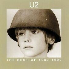 "U2 ""THE BEST OF 1980- 1990"" CD NEU"