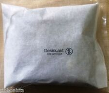100g x 10 Silica Gel Sachets Desiccant Sachet Drying Agent Pouches  - UK MANU