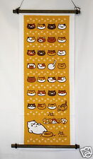 Neko Atsume Cat Tenugui Hand Towel JAPAN Hit-Point