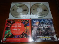 Iron Maiden / A Matter of Life and Death - Hiroshima Invasion JAPAN ORG 2CD P-A6