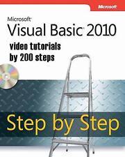 Visual Basic 2010 Video Tutorials (DVD disk) 200 Videos