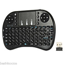 iPazzPort 2.4GHz Mini Wireless QWERTY Keyboard + Touchpad Mouse RUSSIAN VERSION