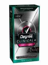 Degree Clinical Antiperspirant Deodorant for Men, Sport, 1.7 oz (Pack of 24)
