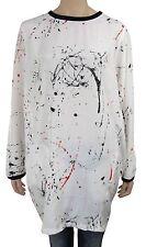 """DIESEL Tunikakleid / Kleid """"Kasu Dress"""" offwhite Gr. 40 / L UVP: 180 € (C61)"""