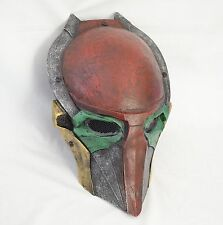 Red Wire Mesh Paintball Airsoft Full Face Protection AVP Falconer Halloween Mask