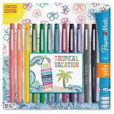 Papermate Flair Medium Point Porous Markers - Medium Pen Point Type - Assorted