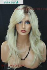 SHILO NORIKO RENE OF PARIS MONOTOP WIG *COLOR CHAMPAGNE NEW W/TAGS 543