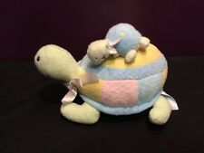 Mama & Baby Turtle Action Musical Baby Stuffed Animal by Kids Preferred (90527)