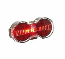 Busch & Muller TOPLIGHT Flat S senso RED LED Bike Bicycle Tail / Rear Light