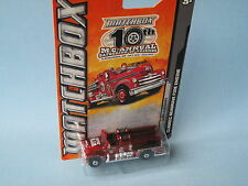 MATCHBOX Classic SEAGRAVE FIRE ENGINE 2012 MC RACCOLTA USA Dealer modello nella BP