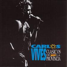 CARLOS VIVES CLASICOS DE LA PROVINCIA CD - BRAND NEW & FACTORY SEALED