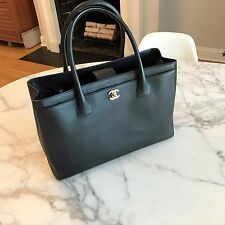 AUTHENTIC CHANEL EXECUTIVE CERF TOTE BAG
