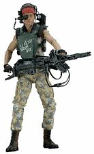 ALIENS JENETTE VASQUEZ FIGURE Colonial Marines Private Series 9 by Neca 2016