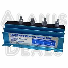 NOCO 4-Stud 90 Amp 12 Volt DC Battery Isolator Marine/RV/Truck/Camper/Farm