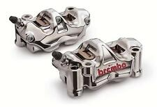 Brembo GP-4RX GP4-RX Front Brake Calipers 130mm Yamaha YZF R1 2007-14