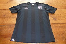 West Bromwich Albion UMBRO calcio in formazione Camicia Top Jersey Small