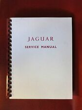 "Service Manual Supplementary - Jaguar, XKE 4.2 ""E"" Type"