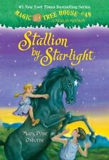 Magic Tree House #49: Stallion by Starlight (A Stepping Stone Book(TM)-ExLibrary