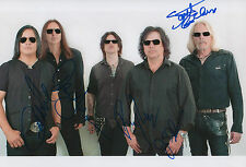 Black Star Riders Autogramme signed 20x30 cm Bild
