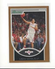 2007-08 Bowman Copper #120 Luis Scola Rookie Rockets /399