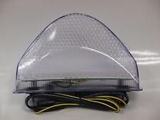 Feu LED + clignotants intégrés HONDA HORNET 600 2007 2010 CLAIR