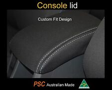 CONSOLE LID COVER Mitsubishi Pajero 2000-Now 100% WATERPROOF PREMIUM NEOPRENE