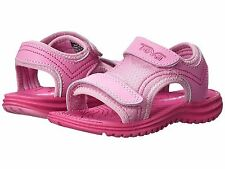 Teva Girls Psyclone5   Pink Open Toe Sandals Infant  Girls Size 4