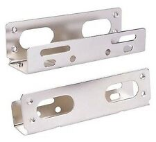 "3.5"" to 5.25"" Universal Hard Drive Adapter Brackets Brand New"