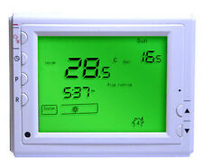 Wireless Heating Programmable Thermostat for Gas Boiler/water Heating System
